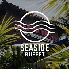 Image result for seaside buffet sign