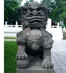 dragon garden statues. Chinese Lion Garden Statue Statues Cultural Photos By Dog . Dragon