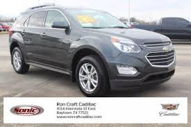 Equinox Vehicles for Sale in Houston at Momentum MINI