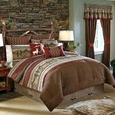 modern king comforter deer comforter set king excellent king comforter set deer rustic lodge cabin for modern king comforter