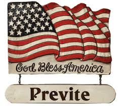 patriotic flag wele personalized sign flag made in usa