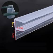Zugluft Weathers Entwurf Stopper Abdichtung Streifen 6mm Glas