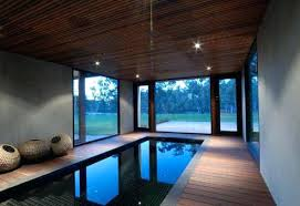 home indoor pool with slide. Simple Indoor Home Indoor Pool And Gym Holiday Uk House With  Slide In