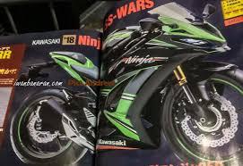 2018 suzuki 250r. unique 250r kawasaki ninja 250 2018 mulai bermunculan melalui rendering and suzuki 250r