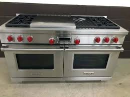 french top range. French Top Range Wolf Professional Dual Fuel 4 Burners Grill