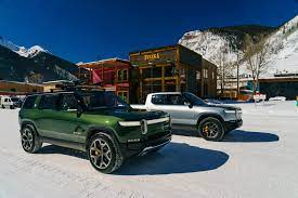 Rivian trademarks the names of six ...