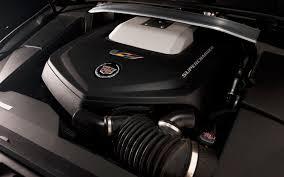 Cadillac CTS-V Wagon engine gallery. MoiBibiki #12