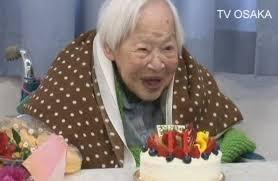 hoe oud is de oudste mens op aarde