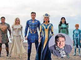 Despite being a returning face to the marvel cinematic universe, it has been revealed that gemma chan was one of the last members of the eternals to be cast in chloe zhao's upcoming superhero film. Eternals Teaser Trailer Out Spot Ibu Hatela