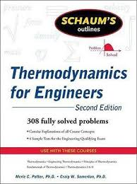 Schaum's Outline of Thermodynamics for Engineers PDF | MECHANICAL ...