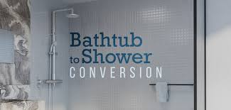 bathtub to shower conversion how to diy a walk in shower