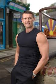 Christian Clarke played by John Partridge. | Eastenders, John partridge  actor, John partridge