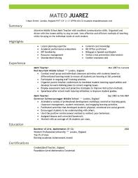 academic resume high school cipanewsletter school teacher sample resume fastweb school rsum sample resume