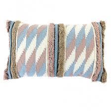 Купить <b>Чехол на подушку с</b> бахромой Ethnic, 30х60 см TK18 ...