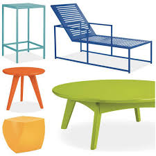 Cool garden furniture Outdoor Summer Room Board Colorful Sets Sheknows 15 Amazingly Cool Outdoor Furniture Sets Sheknows