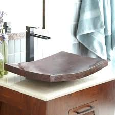 astonishing copper vessel bathroom sink vessel sinks vigo rectangular copper glass vessel bathroom sink
