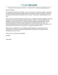 Police Officer Cover Letter Examples Ideas Of Police Letters Best