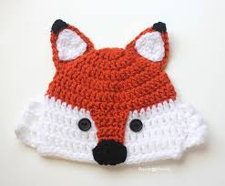 Crochet Fox Pattern Delectable Crochet Fox Hat Repeat Crafter Me