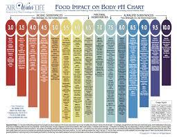 Ph Food Chart Alkaline Diet Book Pin On Gerd Ibs