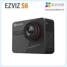 Camera Hành Trình EZVIZ S6 chính hãng bảo hành 24 tháng - Camera hành trình  - Action camera và phụ kiện
