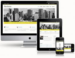 Responsive Website Template Fascinating 28 Premium And Fully Responsive Web Templates Only 28 Instead Of