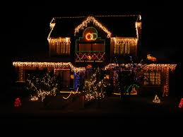 Small Picture Christmas Decorated Homes Crazy Outdoor Christmas Lights At
