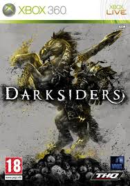 Darksiders RGH Xbox 360 Español Mega