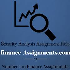 security analysis homework help security analysis finance  security analysis homework help security analysis finance assignment security analysis finance homework and project