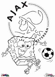 Kleurplaten Voetbal Ajax Information And Ideas Herz Intakt