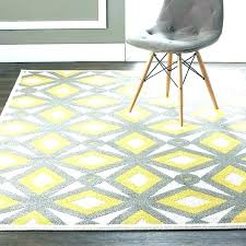 gray and yellow area rug target rugs best ideas runner grey throughout decorating