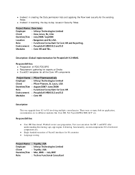 People Soft Consultant Resume Alok Kumar SurajOracle HCM Cloud Resume 7