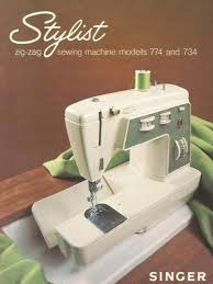 Singer 774 Sewing Machine