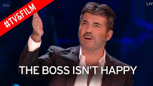 somebody s getting fired furious simon cowell shouts at crew somebody s getting fired furious simon cowell shouts at crew member live on x factor mirror online