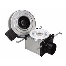 cfm bathroom fan. Fantech Premium 110 CFM Ceiling Bathroom Exhaust Fan With Dimmable 7-Watt LED Light, Energy Star-PB 110L7 - The Home Depot Cfm