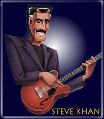Guitarist Steve Khan - Home Page
