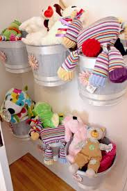 install a long shelf nearly the length of the room to keep stuffed animals on this is another good solution if your child no longer plays with them but