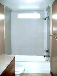 bathtub surround walls