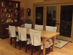 stylish design dining room chair slipcovers pattern dining room intended for excellent diy dining chair slipcovers