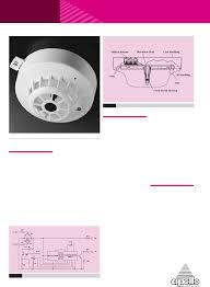 Sigmaplus sdf2200 optical smoke detector, table 28: Apollo Xp95 Users Manual