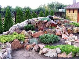 Small Picture 20 Blooming Rock Garden Design Ideas and Backyard Landscaping Tips