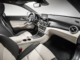 Gla 250 and gla 250 4matic standard features include: Interior Daimler Global Media Site