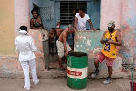 Cuba battles highest Covid-19 caseload ...