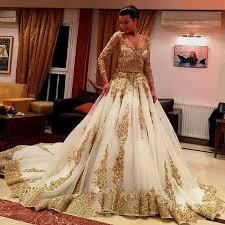 gold and ivory wedding dress naf dresses