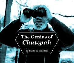 the genius of chutzpah days of genius medium god dreams we believe in a god who dreams of a world of goodness of oneness the transaction between divine dreams and human reality is the drama of the