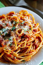 easy spaghetti meat sauce recipe