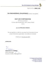 East Air Corporation Jpg