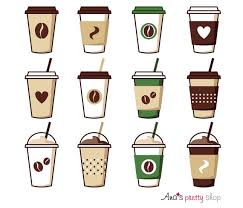 Flaticon, the largest database of free vector icons. Coffee Cup Clipart Coffee Vector Illustrations Coffee Pot Etsy
