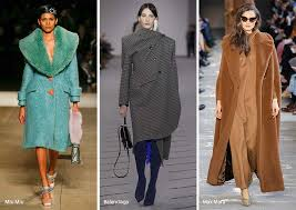 fall winter 2017 2018 fashion trends freely cut coats