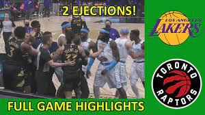 NBA Game Los Angeles Lakers vs Toronto Raptors   Full Game Highlights 2021  NBA Season - YouTube