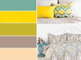 Teal Color Bedroom Yellow And Teal Bedroom
